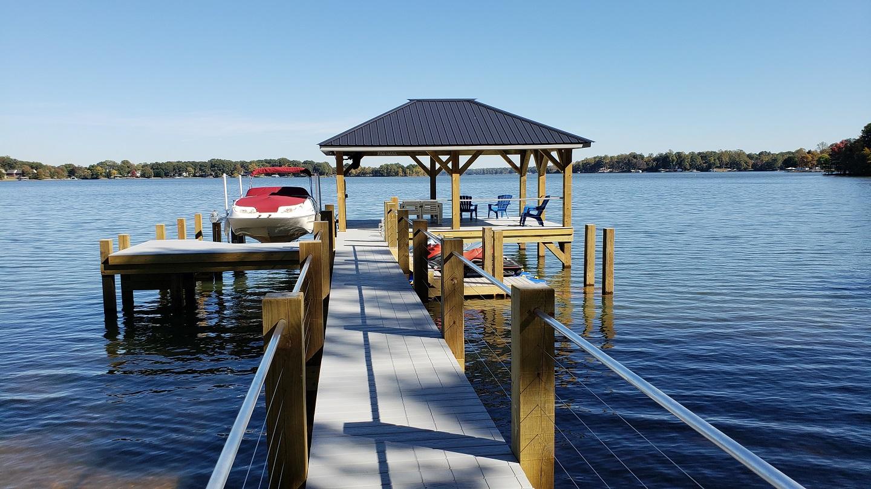 Fox Docks | Lake Normans premier dock builders Lake Norman