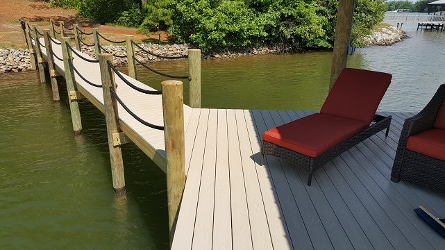 Lake Norman Dock Builders Fox Docks Premier Dock