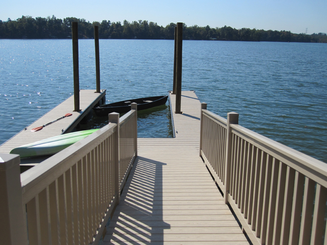 Fox Docks Lake Normans Premier Dock Builders Lake Norman