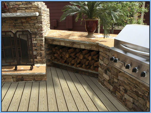 deck flooring advantages